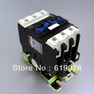 Motor Starter Relay CJX2-4010 contactor AC   24V 36V 48V 110V 220V 380V  40A  Voltage optional LC1-D contactor cjx2 6511 40a switches lc1 ac contactor voltage 380v 220v 110v use with float switch