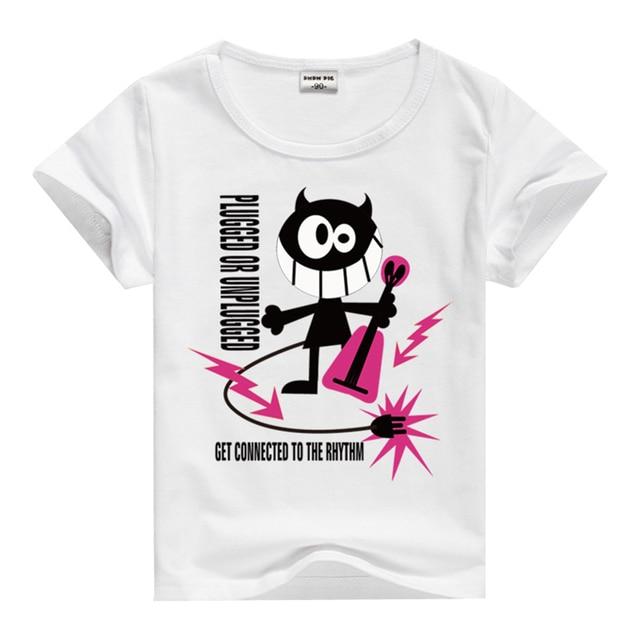 7cfc93fb Summer New Cartoon Children T Shirts Boys Kids T-Shirt Designs Teen  Clothing For Boys Baby Clothing Girls T-Shirts XFM0044