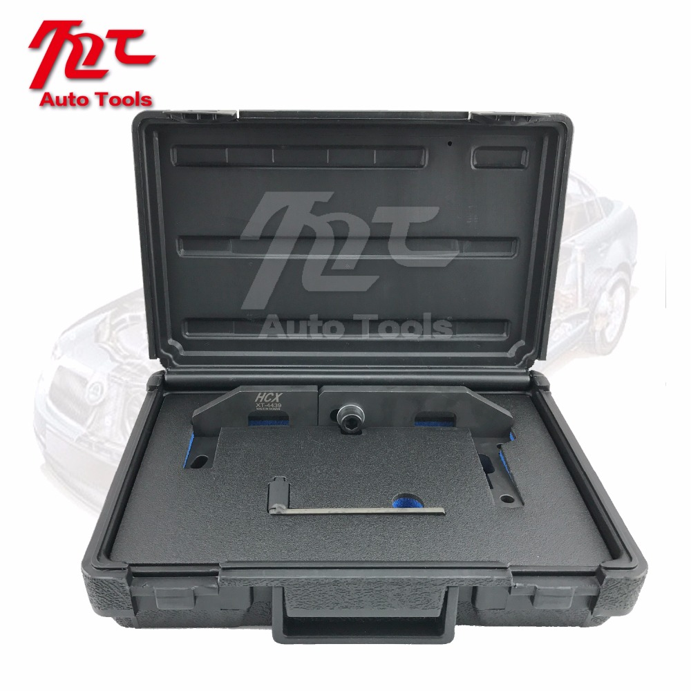 Engine Timing Tool Set For Peugeot Citroen C3 1.0 1.2T VTI Engines car petrol engine timing belt drive tool kit for ew engine code citroen peugeot 1 8 2 0 at2161