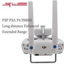DJI 3500m Enhanced Range Refitting Antenna for DJI Phantom 3 Professional Advanced Phantom 4 DIY Signal Booster Free Shipping