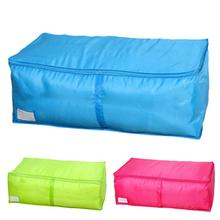 My House Large Size Clothing Storage Boxes 3 Colors Quilts Sorting Pouch Underwear Socks Organizer Bags Bins ,jun 20
