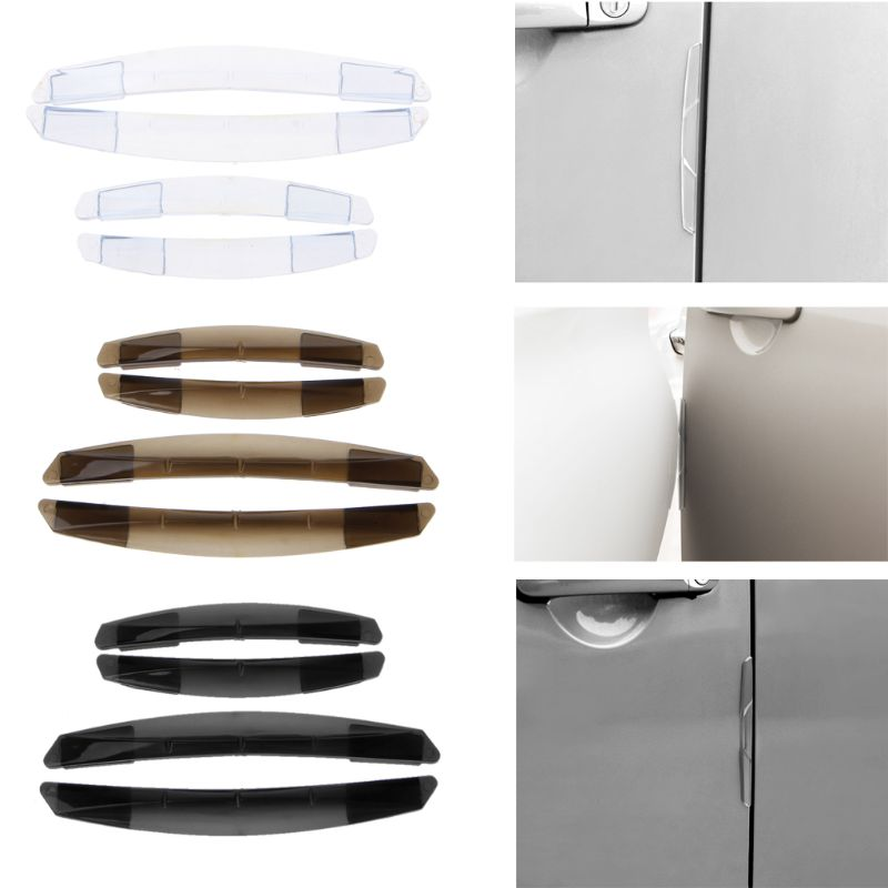 Car Door Guard Strip Door Edge Anti scratch Protector Trim Cover Protection Sticker in Styling Mouldings from Automobiles Motorcycles