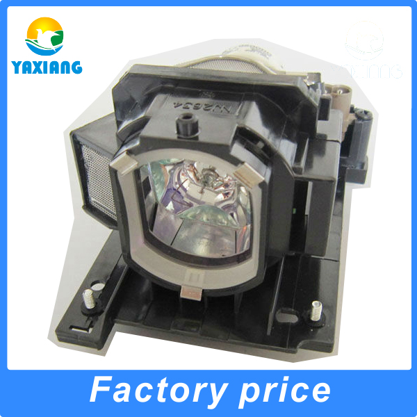 ФОТО Projector lamp bulb DT01021 with housing for ED-X42 CP-X2011N CP-X2511N CP-X3011 CP-X3511 CP-X4011N ED-X45 CP-X2010 CP-X2510