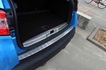 2 * внутренняя и внешняя защитная накладка на бампер для renault