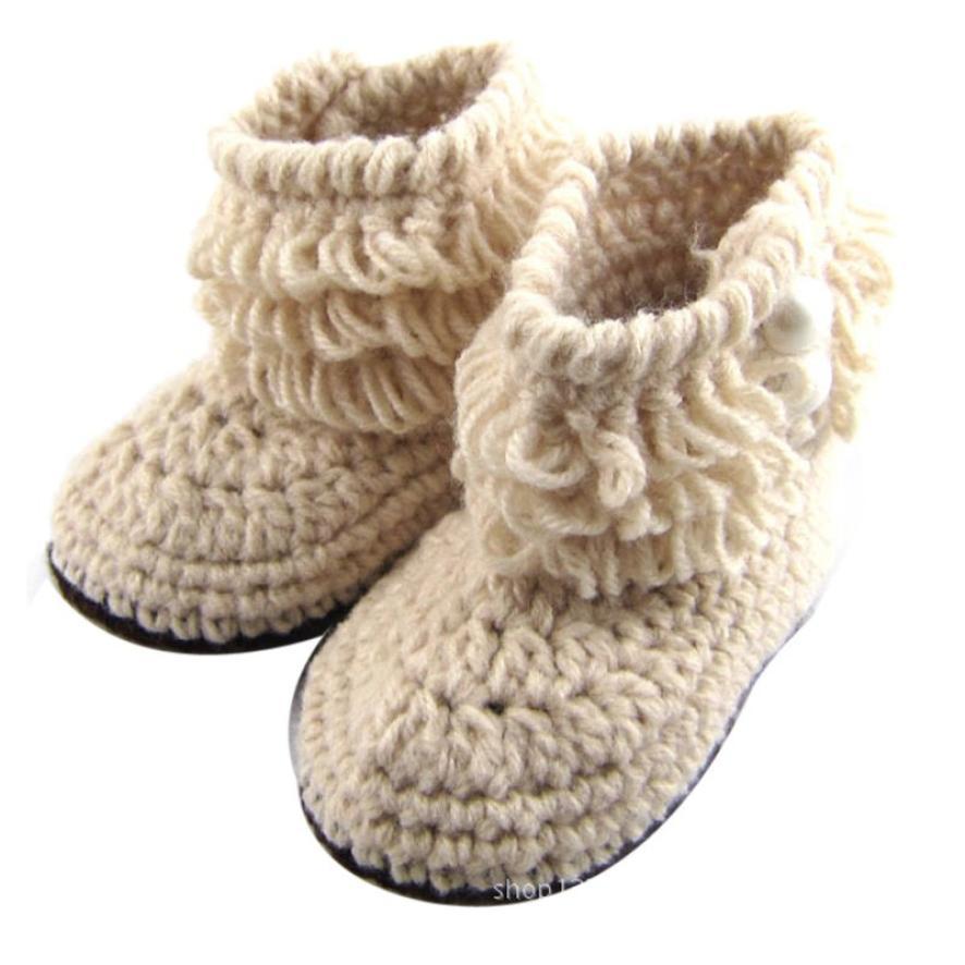 1Pair Cute Baby Girl/Boy Handmade Knit Sock Infant Wool Shoes baby Walker  children footwear - Popular Handmade Wool Socks-Buy Cheap Handmade Wool Socks Lots