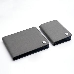 Image 2 - KACO ALIO Pens Storage Bag Waterproof Black Grey 10 Holders 20 Holders Pencil Case Collection Bags for Luxury Pen