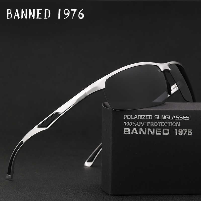 5d9b51cb0 2019 New Arrival Aluminum Brand men Sunglasses HD Polarized Lens Vintage  Eyewear Accessories Sun Glasses Oculos