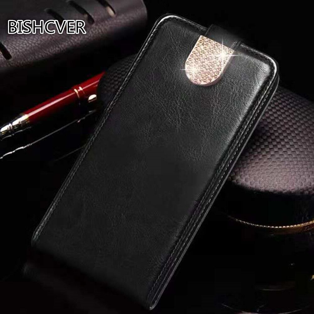 Wallet Pu Leather Case For <font><b>Alcatel</b></font> POP 4 Plus Luxury Flip Coque Cover For <font><b>Alcatel</b></font> One Touch POP 4 Plus <font><b>5056D</b></font> Stand Card Holders image