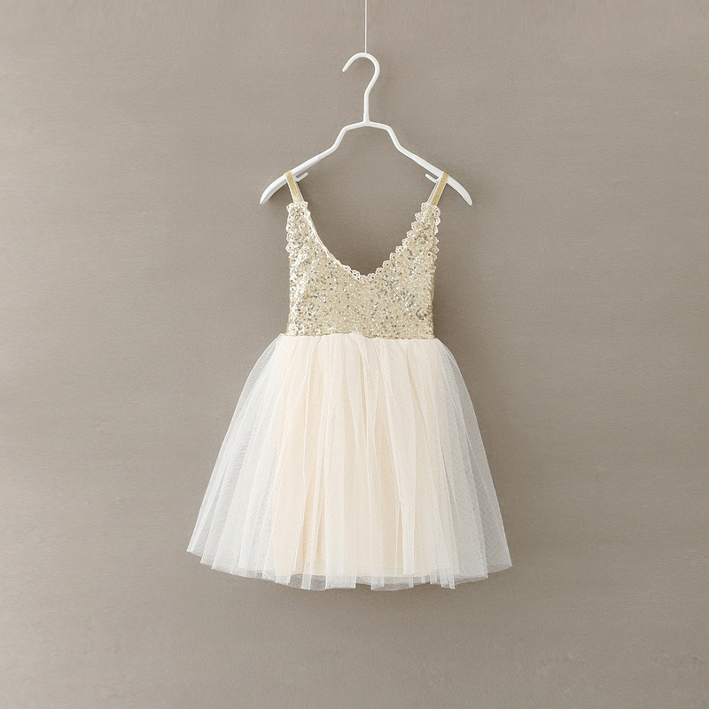 Online Buy Wholesale girls sequin dress from China girls sequin ...