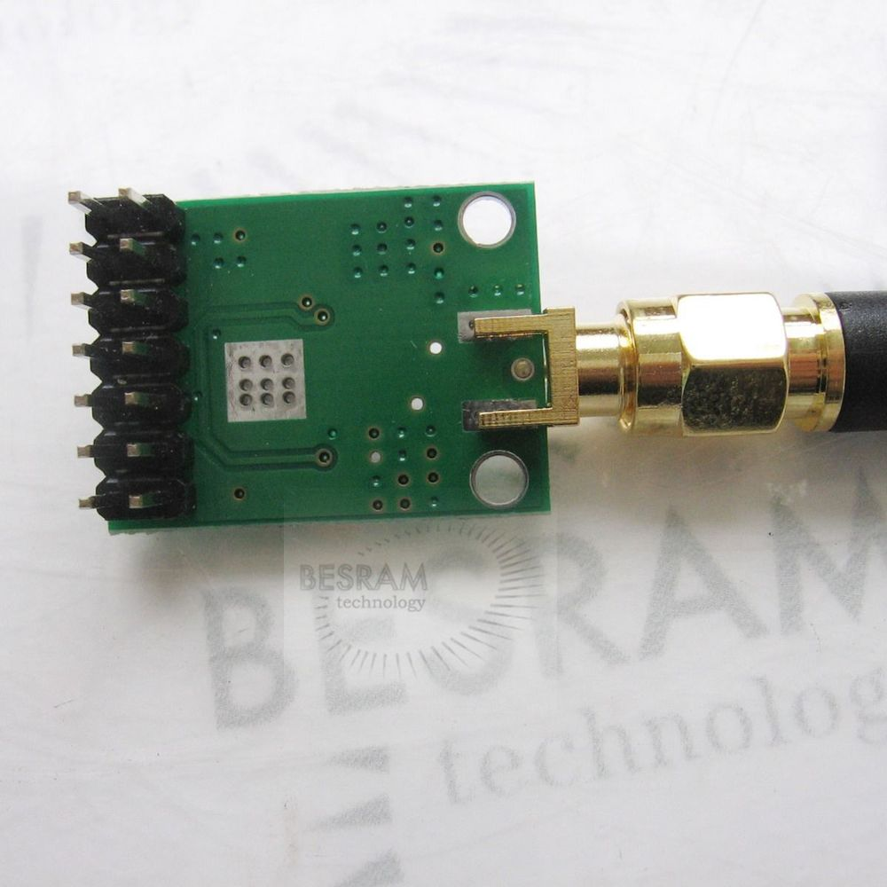 NRF905 433Mhz Wireless Receiver Transmit Module (PTR8000+)/CC1101/24L01