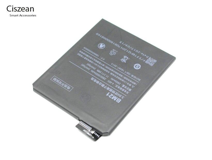 Ciszean BM Replacement-Battery Phone Batteria Mi-Note Xiaomi 2900mah/11.1wh For 3GB 10pcs/Lot