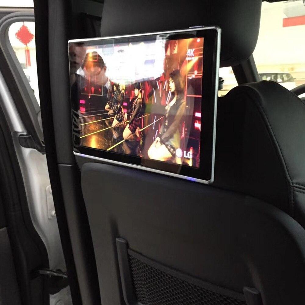 Android 6,0 ПК автомобиля подголовник ЖК дисплей монитор подголовник сиденье развлечений 4 K HD 1080 P спинки сиденья Дисплей для Volvo XC90 ТВ Экран