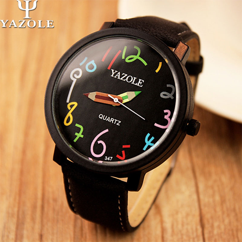YAZOLE Wrist Watch Women Watches 2016 Famous Brand Female Clock Quartz Watch Ladies Quartz-watch Montre Femme Relogio Feminino 2016 yazole brand watches men women quartz watch female male wristwatches quartz watch relogio masculino feminino montre femme