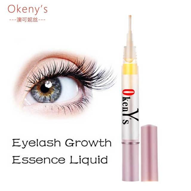 69ccf353c77 Okeny's FEG eye lashes serum Eyelash Growth agent Treatments Liquid Serum  Fast Enhance eyelashes Longer Thicker Have Effect