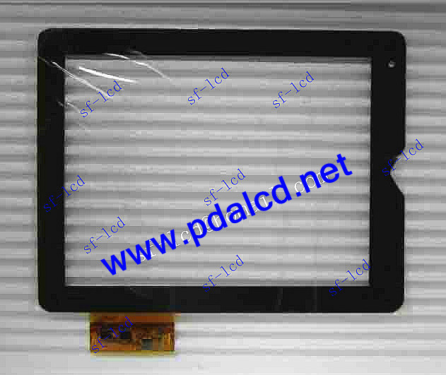 ФОТО free shipping original new 9.7'' inch IPS Capacitive touch screen digitizer for Newsmy T10 Tablet PC MID