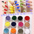 Nail Glitter Fashion Nail Decoration Fuzzy Flocking Velvet Nail Powder For Nail Art Tips M841