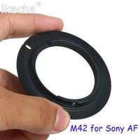 M42 металлический адаптер для объектива винтовое крепление кольцо для объектива для Canon EOS для Nikon AI для Sony AF для Pentax PK аксессуары для объектив... 5