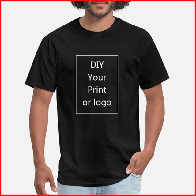 Customized TShirt Men Print...