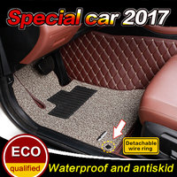 Custom Fit Car Floor Mats For JEEP Renegade Grand Cherokee Wrangler Cherokee 2011 2012 2013 2014