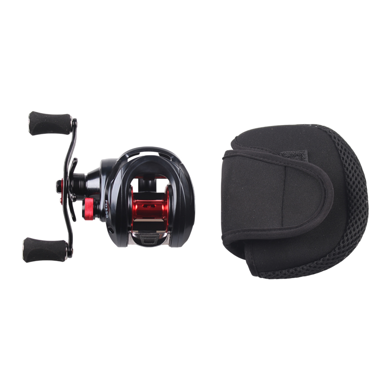 Madmouse 2017 New 10kg Max Drag Metal Body Fd350 Bait Casting Reel 10+1 Ball Bearings 6.3:1 Baitcasting Fishing Ree Attractive And Durable