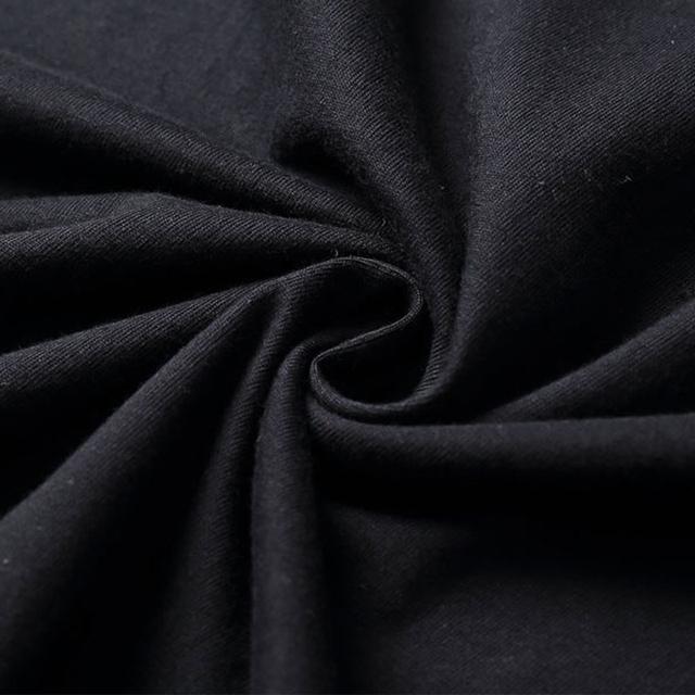 Men's Chihuahua Inside Pocket 3D Printed Black T-Shirt