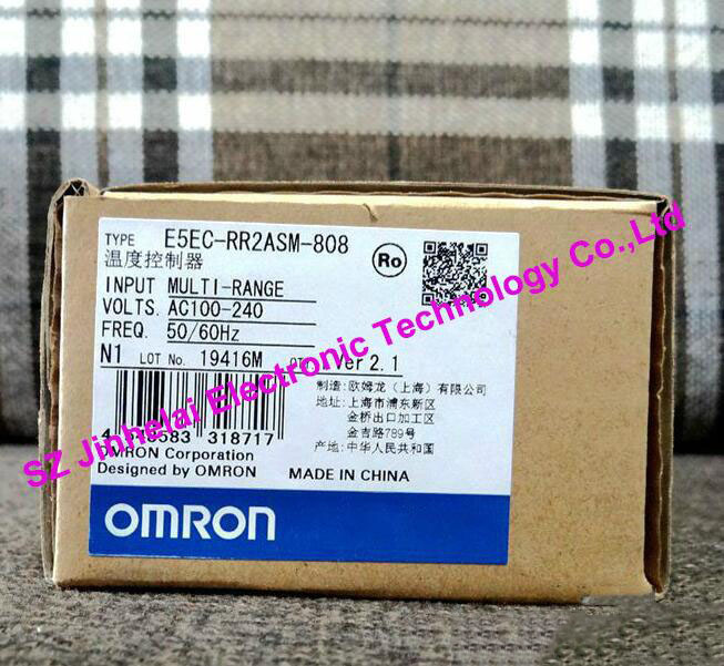 E5EC-RR2ASM-808, E5EC-QR2ASM-808 New and original OMRON Temperature controller все цены