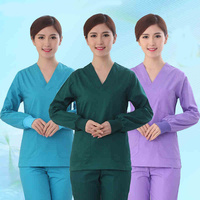 High Quality Surgical Clothing Hand Washing Clothes Split Suit Doctors And Nurses Overalls Brush Hand Clothing