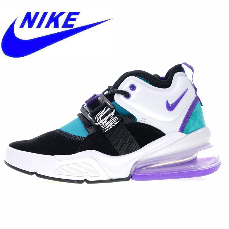 d32772c2f7 New High Quality Nike Air Force 270 Women's Running Shoes, Sports Shoes  Wear-resistant Anti-slip Shock Absorption AH6772 005