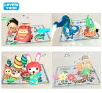 4D Magic Drawing Augmented Reality Toys Children Fun Early Head Start Training Education Animation Graffiti Painting
