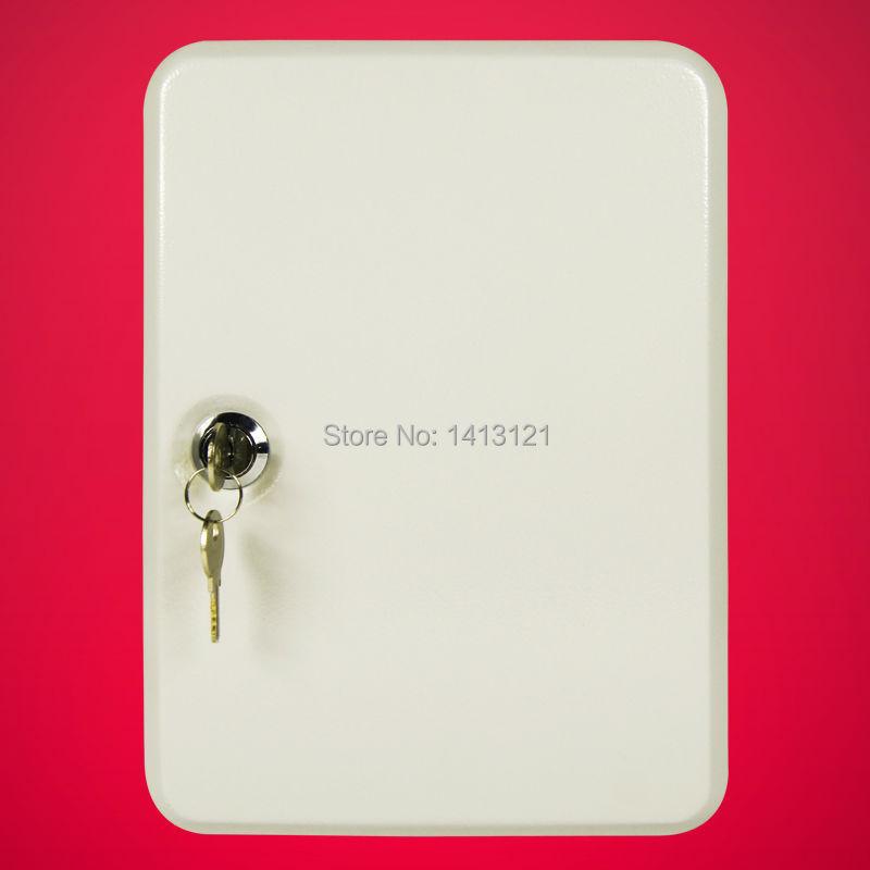 metal key box tool case Storage bin key management car wall mounted key cabinet with 48 key card Office Hotel facility Property