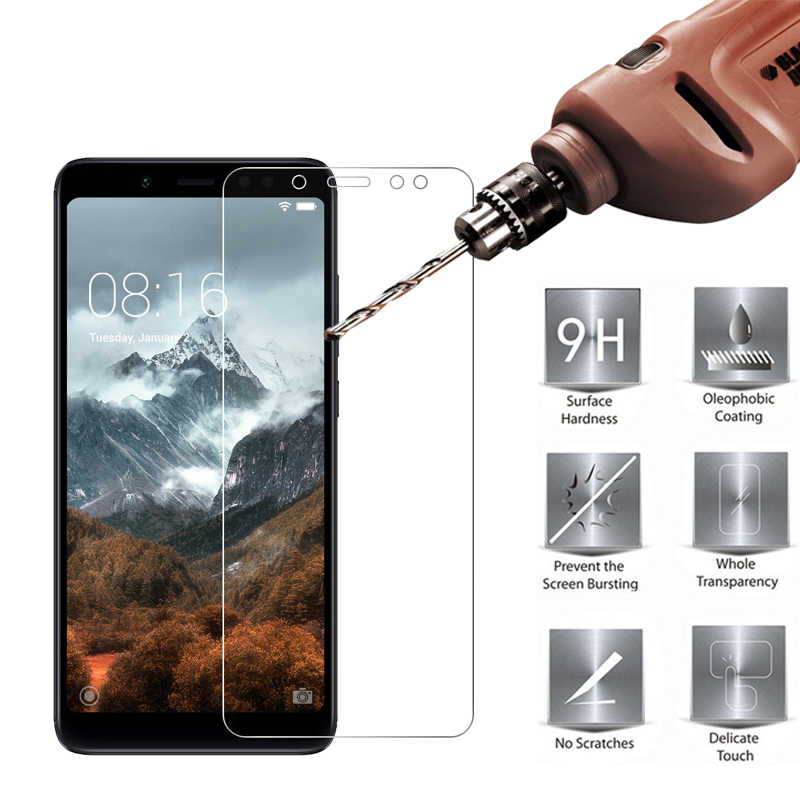 Ultra Thin Protective Glass For Xiaomi Redmi 6A 4 4A 4X 5 5A 5 Plus Redmi 6 S2 Note 4 4X 5 5A Tempered Glass Screen Protectors
