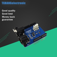 DMX Shield Expansion Board Module Compatible For Arduino 1 0 For DMX Master Device Artwork Into