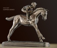 Будущее выглядит лошадь гоночная гостиная Крытый винный шкаф украшение Настольная комната спальня мебель магазин открывается статуя