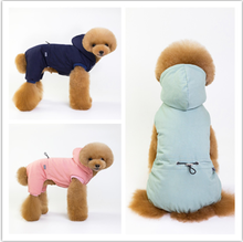 New Comfort 4 Legs Pet Dog Jacket Clothing Autumn Winter Windproof Warm Dog Clothes Coat For Small Medium Large Dogs S-2xl