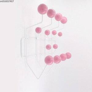 Image 5 - Porte vêtements décoration à accrocher sur la porte à vêtements, organiseur de clé à placer sur le mur