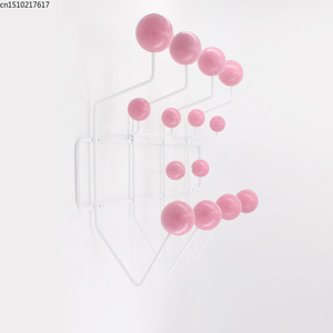 Image 5 - clothes rack key hanger on the wall home organizer over the door home decoration