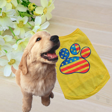 Colorful Cute Pet Clothing