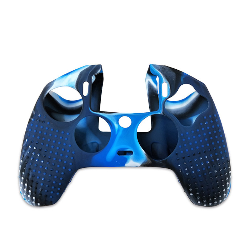 Silicone Soft Case Skin Grip Cover Protective for Playstation 4 PS4 Nacon 2 Controller High Quality (6)