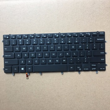 Brand new original laptop US baclight keyboard FOR Dell XPS 9550 9560 9570 PRECISION 5510 5520 5530 0GDT9F GDT9F image