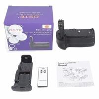 DSTE BG E16H Battery Grip for Canon 7D MARK II DSLR Camera