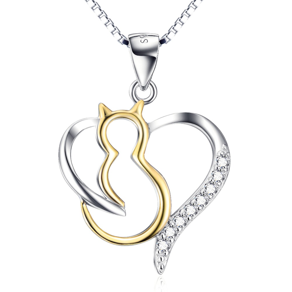925 Sterling Silver Necklace Jes