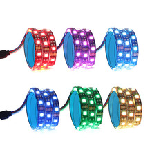 Waterptoof RGB LED Strip Light Kit with Wireless Controller