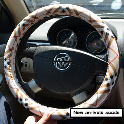 Car Interior Accessories Car Covers Fabric White Car Steering Wheel