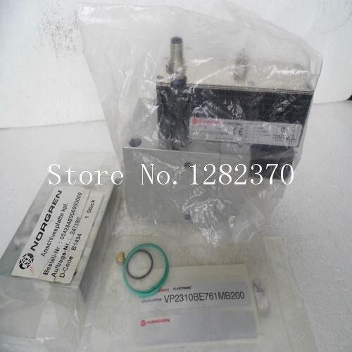 [SA] New original special sales NORGREN pressure servo valve VP2310BE761MB200 spot new original sgdm 15ada sgmgh 13aca61 200v 1 3kw servo system