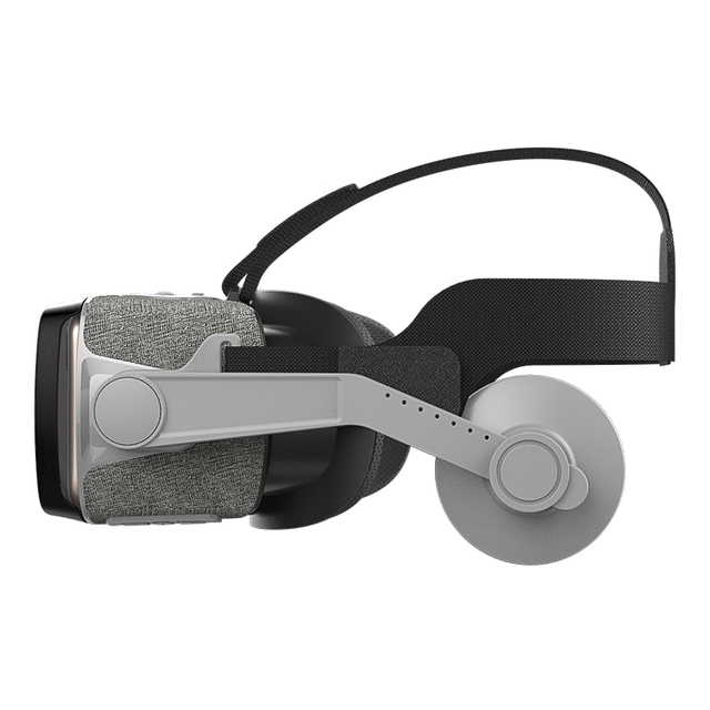 Immersive Virtual Reality Glasses with Gamepad