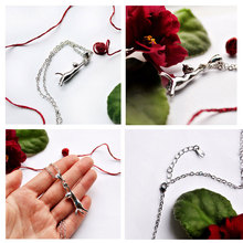 Cute Cat Necklace For Women