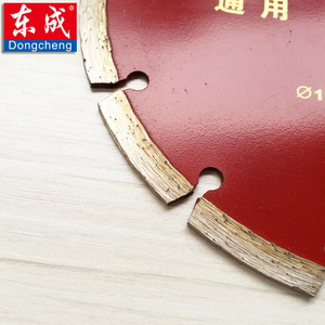 "Image 2 - 2 Pieces 7"" 180mm Diamond Blades 180*25.4*2.4mm Diamond Disc Diamond Saw Blades Cut Concrete Tile Marble Wall (Bore 25.4/22.2mm)"
