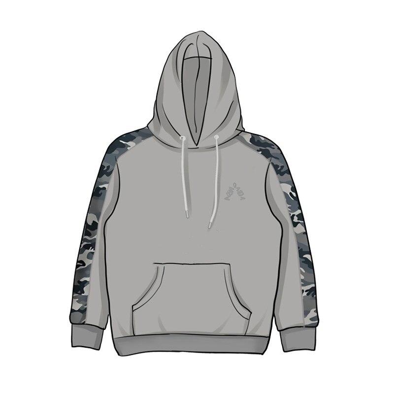 Kpop Blackpink femmes manches longues hoodies hiver pull streetwear exo hip hop lâche sweat à capuche femme Harajuku vêtements