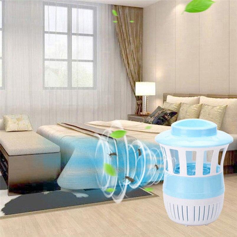 5V USB Mosquito Killer Lamp Insect Fly Bug Zapper Trap Pest LED Control UV LED Light Long Life Sevice 10x20cm 40AP52