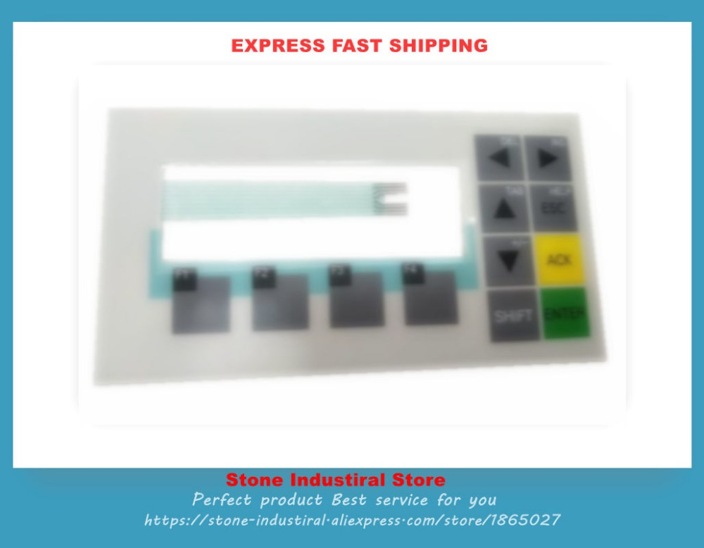 New Touch Screen Panel Membrane Keypad OP73 6AV6640-0BA11-0AX0 Good Qualiy dhl ems 5 tracking id new for original td400c td400 6av6640 0aa00 0ax0 membrane keypad f4